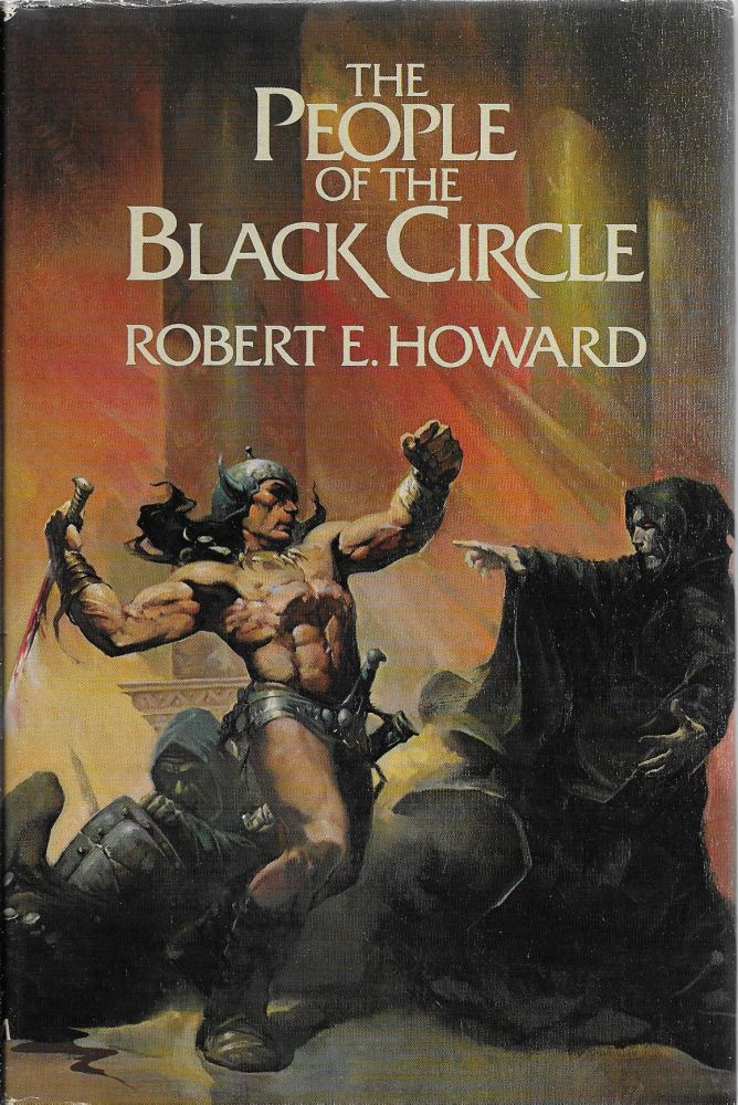 The People of the Black Circle. Robert Howard, Karl Edward Wagner.