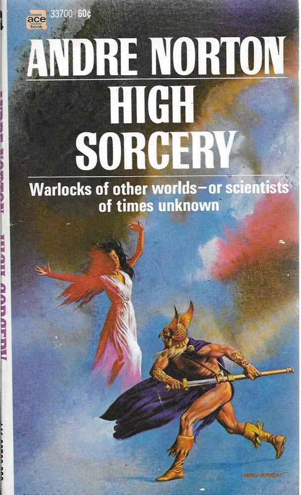 High Sorcery. Andre Norton.