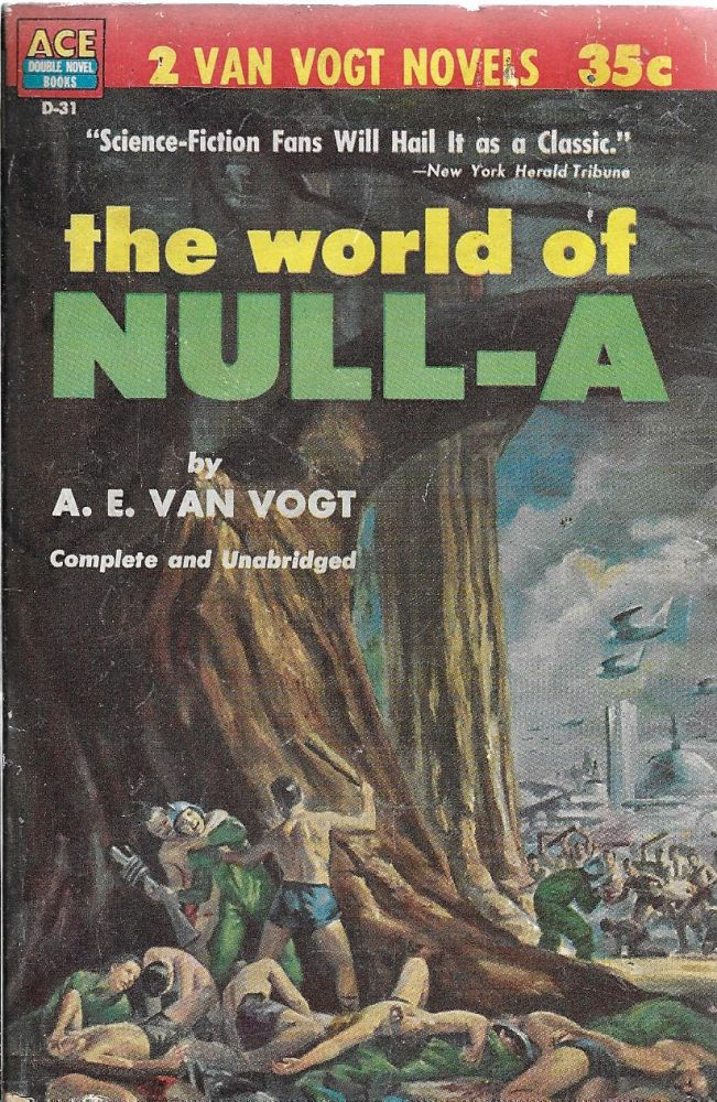 Universe Maker/The World of Null A. A. E. van Vogt.