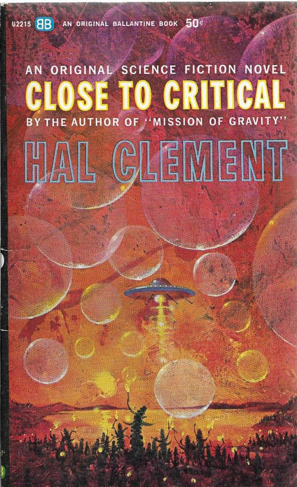 Close to Critical. Hal Clement, Harry C. Stubbs.