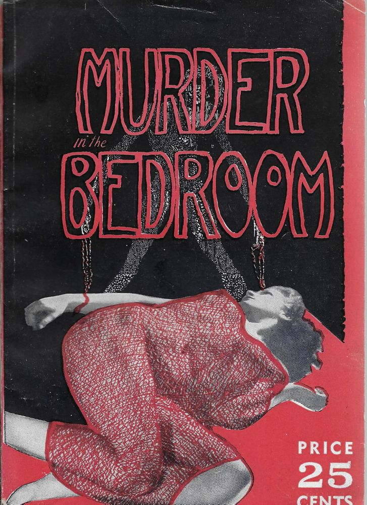 Murder in the Bedroom. Gaston Leroux.