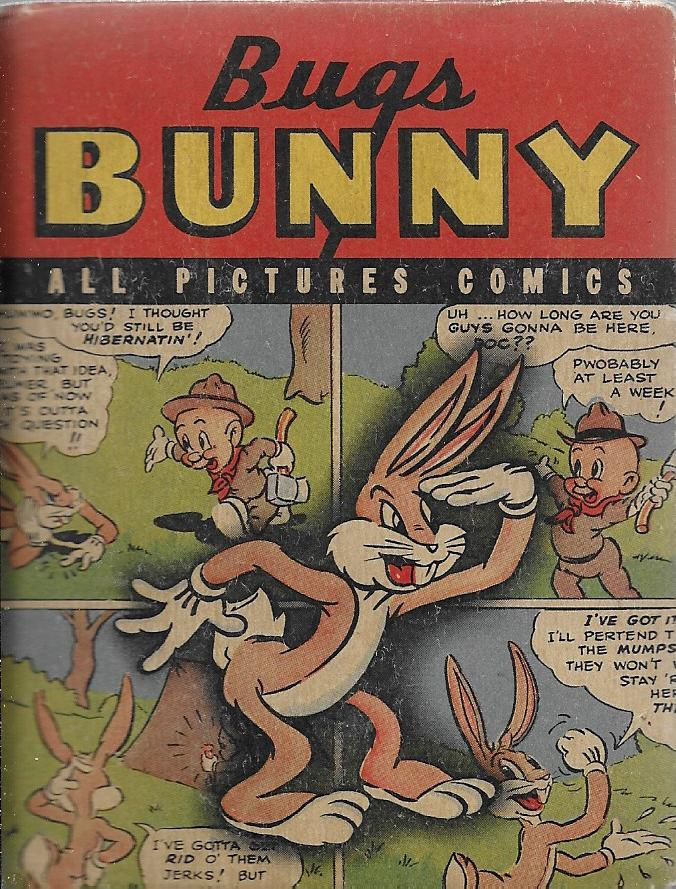 All Pictures Comics: Bugs Bunny. Leon Schlesinger.