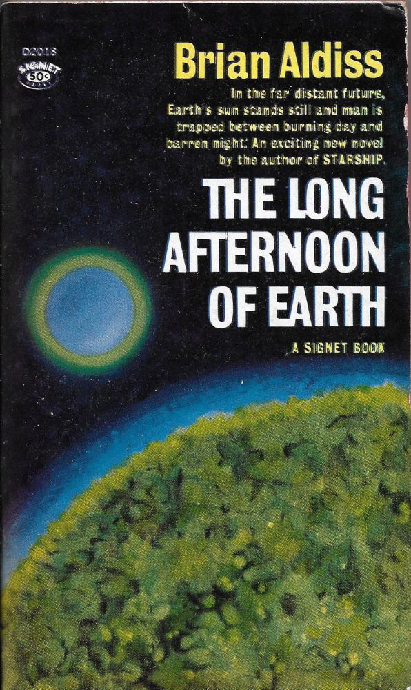 The Long Afternoon of Earth. Brian W. Aldiss.