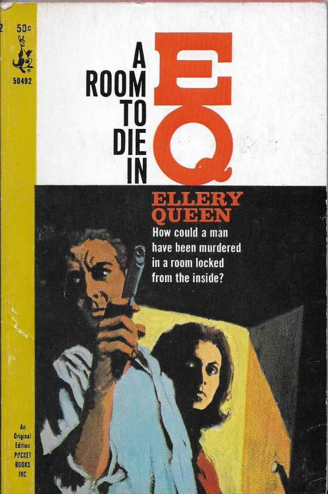A Room to Die In. Jack Vance, Ellery Queen.