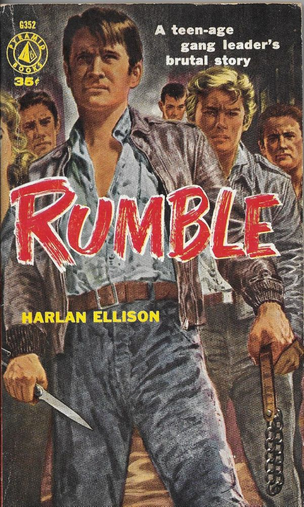 Rumble. Harlan Ellison.
