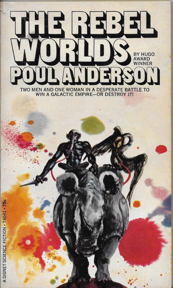 The Rebel Worlds. Poul Anderson.