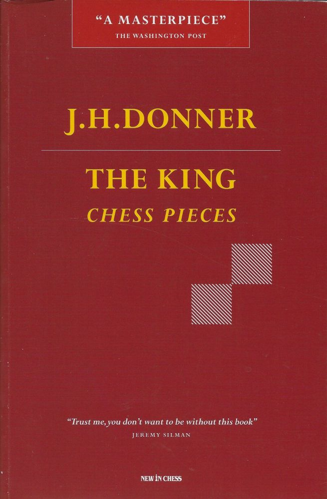 The King: Chess Pieces. J. H. Donner.
