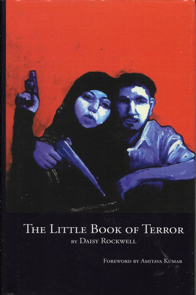 The Little Book of Terror. Daisy Rockwell.