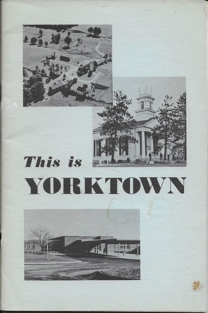 This is Yorktown