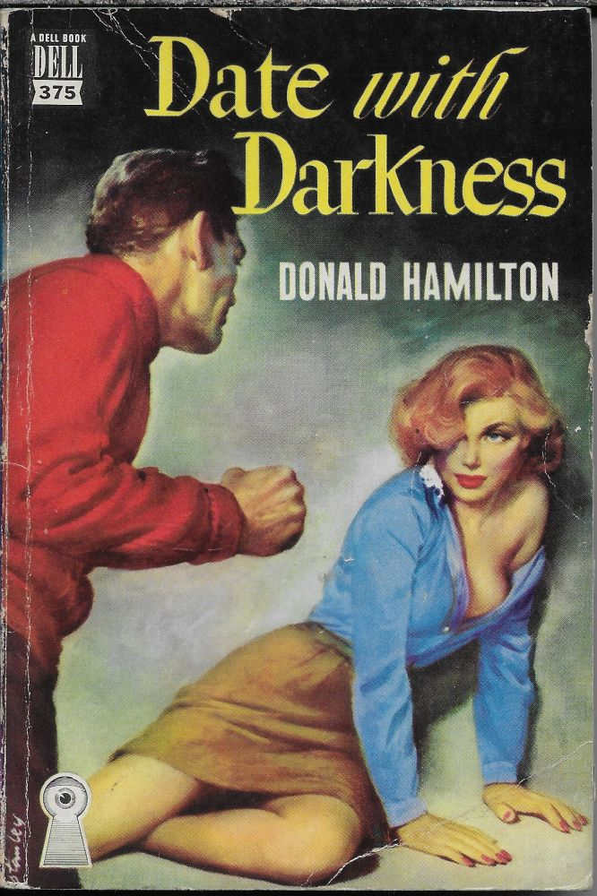 Date with Darkness. Donald Hamilton.