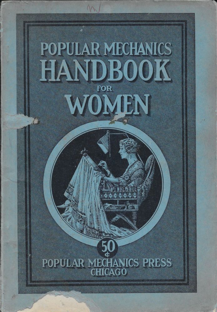 Popular Mechanics Handbook for Women