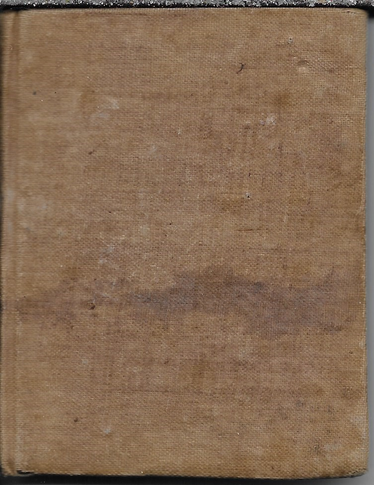 Fragments in Prose Gathered from the Correspondence. William Cowper.