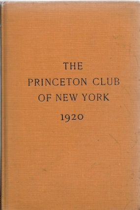 The Princeton Club of New York, Vanderbilt Avenue, Corner 44th St, New York City