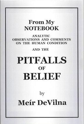 Pitfalls of Belief