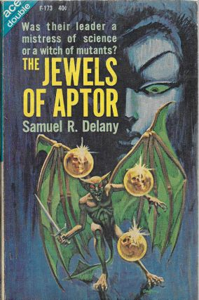 The Jewels of Aptor / Second Ending. Samuel R. / James White Delany