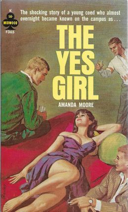 The Yes Girl. Amanda Moore
