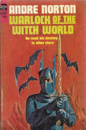 Warlock of the Witch World. Andre Norton