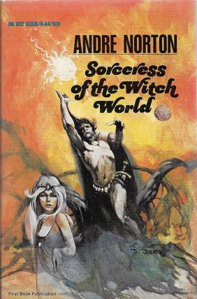 Sorceress of the Witch World. Andre Norton