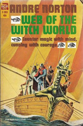 Web of the Witch World. Andre Norton