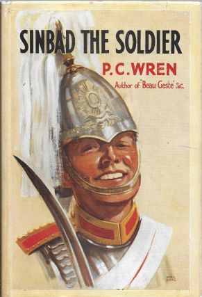 Sinbad the Soldier. P. C. Wren, Percival Christopher