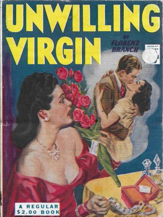 Unwilling Virgin. Florenz Branch
