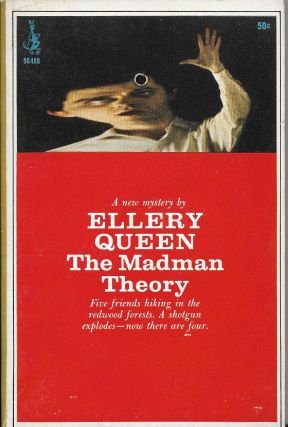The Madman Theory. Jack Vance, Ellery Queen