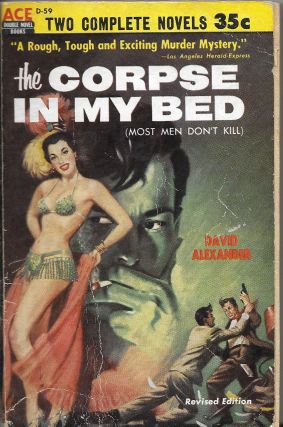 The Corpse In My Bed [Most Men Don't Kill] / Spiderweb. David / Robert Bloch Alexander