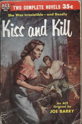 Kiss And Kill / On The Hook [Shark River]. Joe / Richard Powell Barry