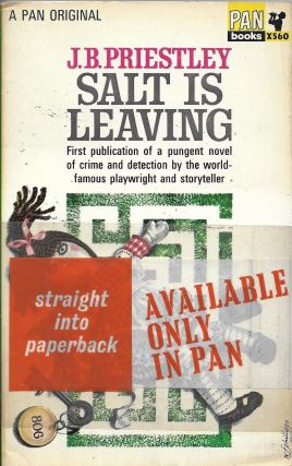 Salt Is Leaving. J. B. Priestley