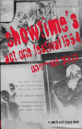 Showtime's Act One Festival of One-Act Plays: 1994. Marisa Smith