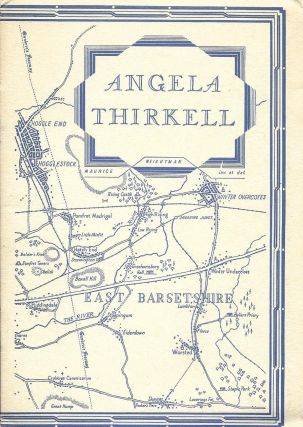 Angela Thirkell: An Autobiographic Sketch; Some American Appreciations; A Selection of Poetry...