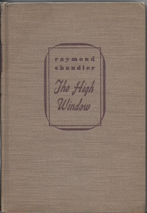 The High Window.