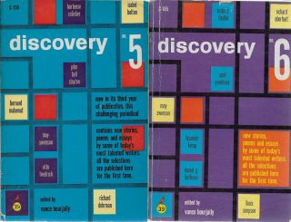 Discovery No. 1, 2, 3, 4, 5, and 6 [a complete run]