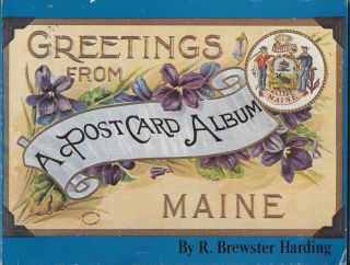 Greetings from Maine. R. Brewster Harding