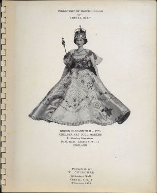 Directory of British Dolls. Leulla Hart