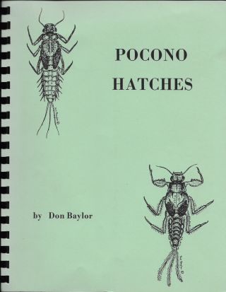 Pocono Hatches. Don Baylor