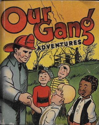 M G M Presents Our Gang Adventures