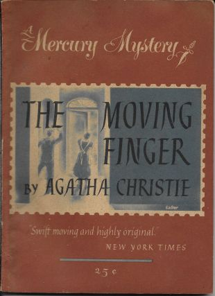 The Moving Finger. Agatha Christie