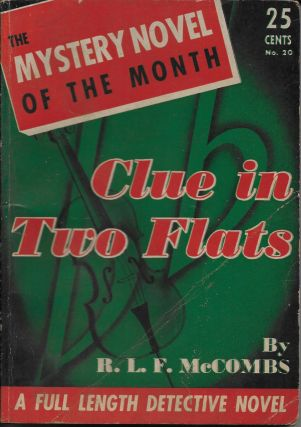 Clue in Two Flats. R. L. F. McCombs