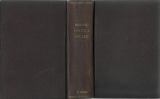 Venetia [two volumes in one]