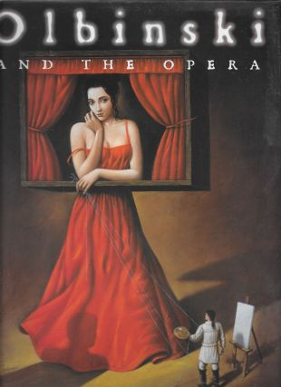 Rafal Olbinski and the Opera. Agata Passent, Christopher Mount