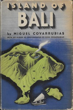 Island of Bali. Miguel with Covarrubias, Rose Covarrubias