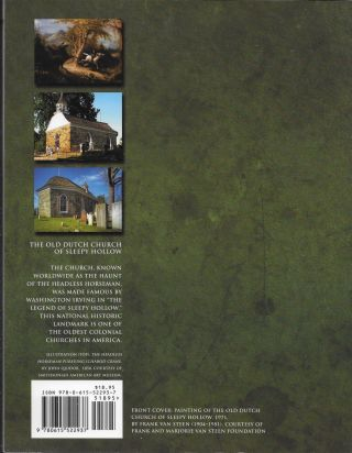 The Old Dutch Church of Sleepy Hollow: Legends and Lore of the Oldest Church in New York