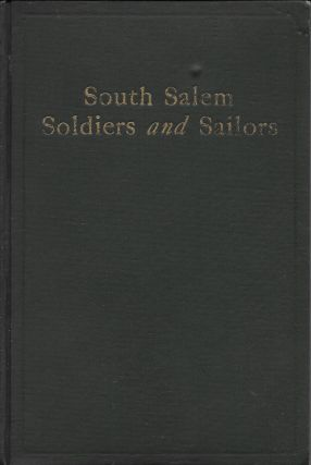 South Salem Soldiers and Sailors. Theodore Langdon Van Norden