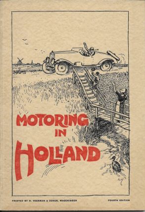 Motoring in Holland