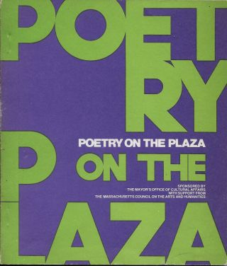 Poetry on the Plaza. Susu Jeffrey