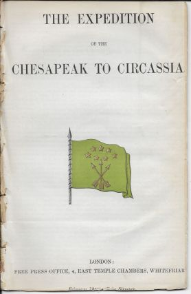 The Expedition of the Chesapeak to Circassia
