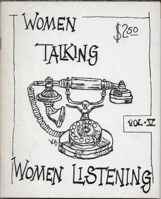 Women Talking Women Listening, Vol. 5. S. Lee