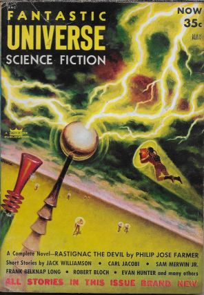 """Survey Team"" in Fantastic Universe [cover title: Fantastic Universe Science Fiction]. Volume..."
