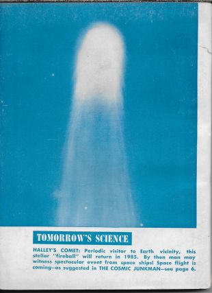 """""""Project: Earth"""" in Imagination: Stories of Science and Fantasy, December 1953. Volume 4, Number 11"""